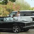 Melissa Satta regala a Kevin Prince Boateng una Chevrolet 'Camaro' 4