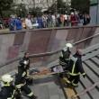 Mosca, deraglia metro 3
