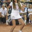 Alba Parietti sexy a 53 anni: in gran forma al torneo di tennis 01