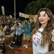 Alba Parietti sexy a 53 anni: in gran forma al torneo di tennis 4
