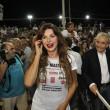 Alba Parietti sexy a 53 anni: in gran forma al torneo di tennis 08