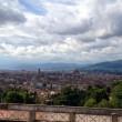 Will Smith, selfie con la Torre di Pisa e foto panoramica di Firenze01