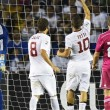 Real Madrid-Roma 0-1 (Francesco Totti): video gol 7