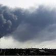 Tripoli, in fiamme deposito petrolio01