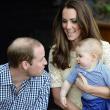 """Vanity Fair, in copertina famiglia reale. Ma William ha """"troppi"""" capelli 02"""