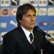 Antonio Conte nuovo ct dell'Italia: le foto della firma 04