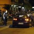 Roma, agguato all'Anagnina: uomo ucciso in auto a colpi pistola02