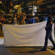 Roma, agguato all'Anagnina: uomo ucciso in auto a colpi pistola07