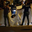 Roma, agguato all'Anagnina: uomo ucciso in auto a colpi pistola14