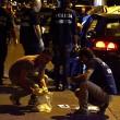 Roma, agguato all'Anagnina: uomo ucciso in auto a colpi pistola19