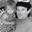 """Robin Williams, l'ultimo tweet per la figlia: """"Sei sempre la mia..."""" FOTO"""