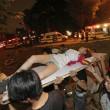 Taiwan. Fuga gas da alcune case, almeno 25 i morti02