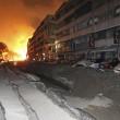 Taiwan. Fuga gas da alcune case, almeno 25 i morti01