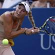 Us Open, la palla finisce nella treccia dei capelli di Caroline Wozniacki03