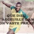 Algeria, Albert Ebosse colpito da un oggetto in campo muore03