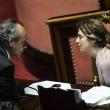Marianna Madia guarda iPad, Nitto Palma s'infuria e straccia intervento FOTO