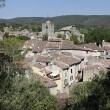 Correns, il paese in cui si trova Chateau Miraval