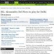 Giorgia Meloni ad Alex Del Piero: non andare a giocare in India finché non ci ridanno i Marò
