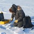Neve del Polo Nord si è assottigliata del 50 per cento in 60 anni01