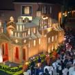 centomila pasticcini in onore papa Francesco 07