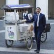 """Matteo Renzi col gelato in mano: """"Economist, il nostro è genuino"""" 10"""