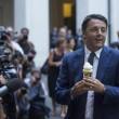 """Matteo Renzi col gelato in mano: """"Economist, il nostro è genuino"""" 9"""