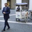 """Matteo Renzi col gelato in mano: """"Economist, il nostro è genuino"""" 14"""