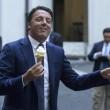 """Matteo Renzi col gelato in mano: """"Economist, il nostro è genuino"""" 17"""