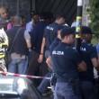 Roma, uccide compagna e attacca agenti con mannaia02