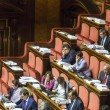 Senato, mattina tra bavagli M5s e banchi dell'opposizione vuoti FOTO 8