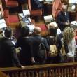 Senato, mattina tra bavagli M5s e banchi dell'opposizione vuoti FOTO 6