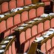 Senato, mattina tra bavagli M5s e banchi dell'opposizione vuoti FOTO 5