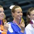 Europei nuoto, Pellegrini immensa: vince l'oro nei 'suoi' 200 stile libero