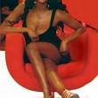 """Sylvie Lubamba, la nuova """"Trombin Hood"""" (copyright Dagospia) FOTO -"""