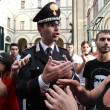 Napoli, corteo per Davide Bifolco. Carabiniere si toglie il cappello 14