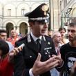 Napoli, corteo per Davide Bifolco. Carabiniere si toglie il cappello 16