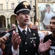 Napoli, corteo per Davide Bifolco. Carabiniere si toglie il cappello 17