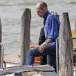 George Clooney e Amal Alamuddin sul Canal Grande di Venezia14