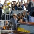 George Clooney e Amal Alamuddin sul Canal Grande di Venezia10