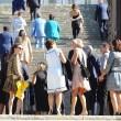 Marco Carrai si sposa, Renzi testimone: chiesa blindata,sfilata di vip05