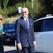 Marco Carrai si sposa, Renzi testimone: chiesa blindata,sfilata di vip11