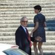 Marco Carrai si sposa, Renzi testimone: chiesa blindata,sfilata di vip13