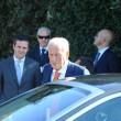 Marco Carrai si sposa, Renzi testimone: chiesa blindata,sfilata di vip16