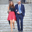 Marco Carrai si sposa, Renzi testimone: chiesa blindata,sfilata di vip26