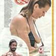 Claudia Pandolfi, topless al mare. Le vacanze hot a Miami 3