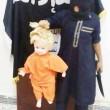 Isis: neonato tra pistole, granate e kalashnikov 2