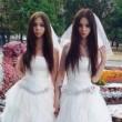 Dimitriy e Ellison, le spose gemelle: identiche, ma sono una coppia etero