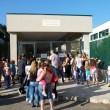 Scuola, primo giorno: Renzi contestato a Palermo, striscioni al Miur FOTO