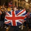 Scozia, scontri a Glasgow dopo il referendum: sei arresti FOTO 3