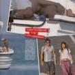 Myriam Catania nuda per Luca Argentero, topless e intimità in bella vista 14